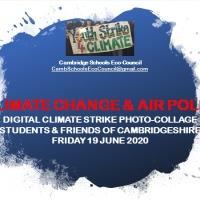 Digital Climate Change Strikes